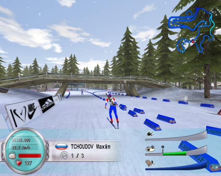 Скачать игру Biathlon Champion 2007 + Моды 2007 PC Бесплатно с. Размер торр